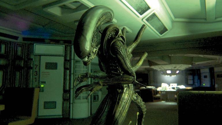 Imagen de Alien Isolation
