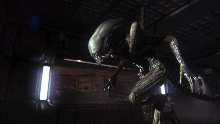 Alien Isolation.