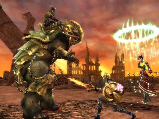Guild Wars Trilogy - Imagen PC