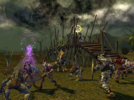 Guild Wars Trilogy - Imagen