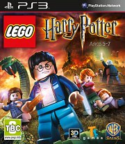 Carátula de Lego Harry Potter: Años 5-7 - PS3