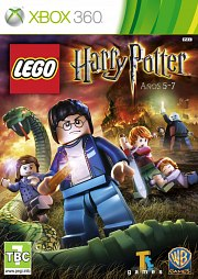Carátula de Lego Harry Potter: Años 5-7 - Xbox 360