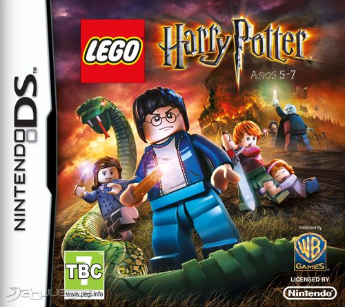 Lego Harry Potter Anos 5 7 Para Ds 3djuegos