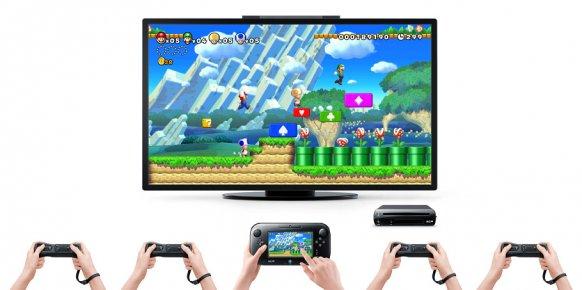 Wii U - New Super Mario Bros. U