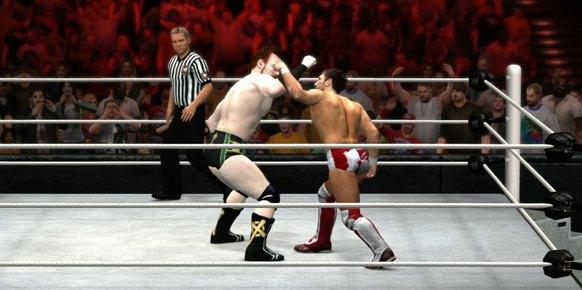 WWE 12 análisis
