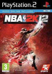 Carátula de NBA 2K12 - PS2