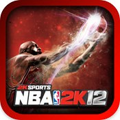 Carátula de NBA 2K12 - iOS
