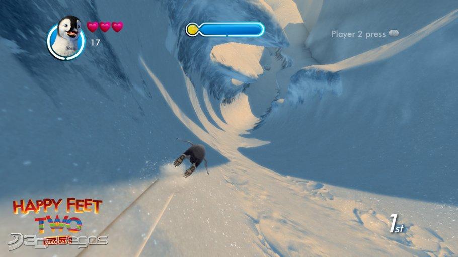 Imgenes de Happy Feet 2 para PS3  3DJuegos