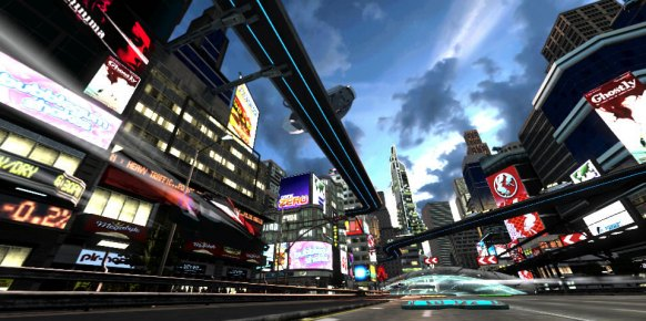WipEout 2048: WipEout 2048: Impresiones jugables