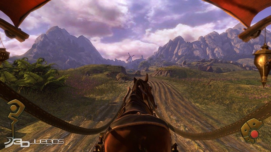 Fable The Journey - Impresiones