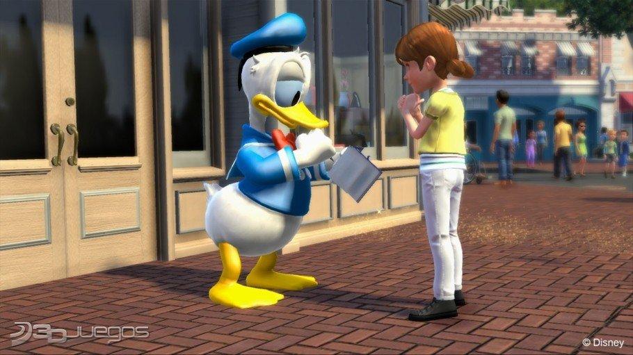 Análisis de Kinect Disneyland Adventures para Xbox 360
