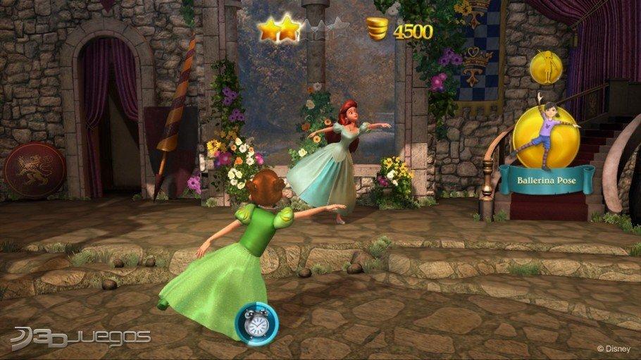 Analisis De Kinect Disneyland Adventures Para Xbox 360 3djuegos