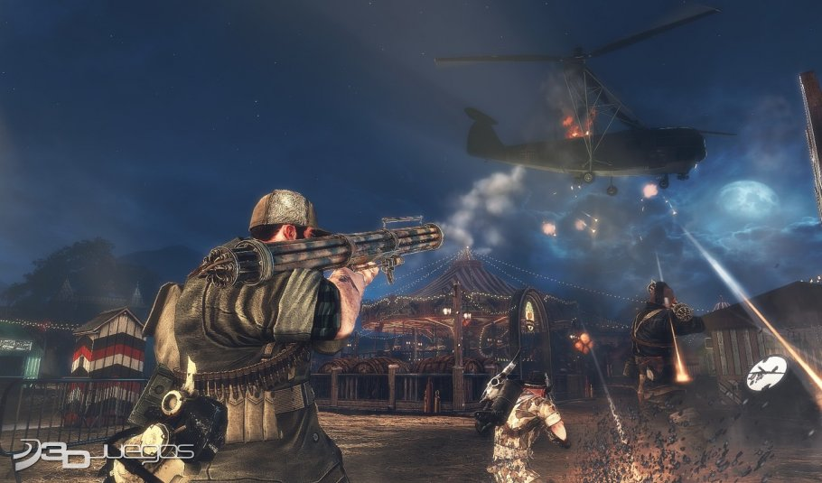 Brothers in Arms Furious 4 - Impresiones jugables