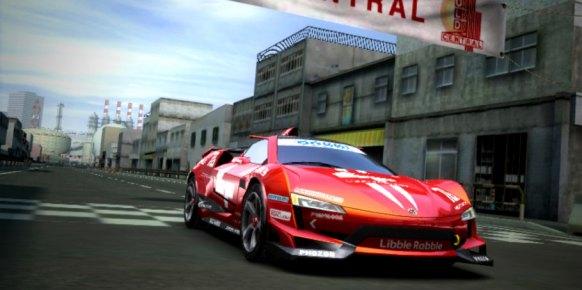Ridge Racer análisis