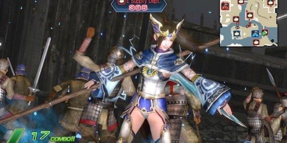 Dynasty Warriors Next análisis