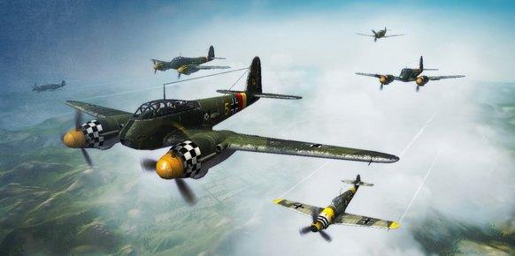 World of Warplanes PC