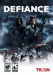 Car�tula oficial de Defiance PC