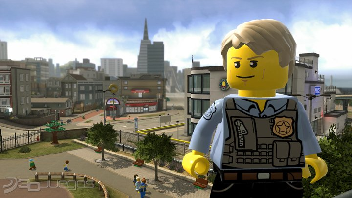 LEGO City Undercover - Impresiones jugables exclusivas