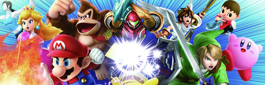 Análisis Super Smash Bros.