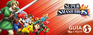 Guía completa de Super Smash Bros (3DS)