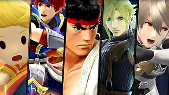 Video Super Smash Bros., Contenidos Descargables