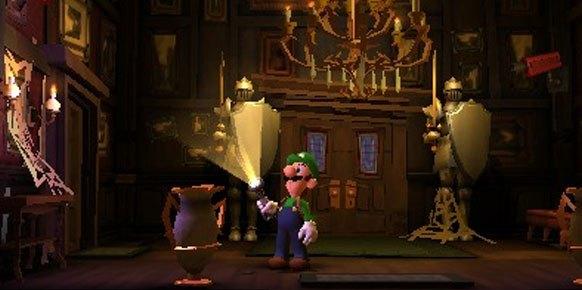 Luigi's Mansion 2: Luigi's Mansion 2: Impresiones E3 2011