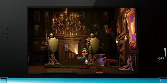 Luigi's Mansion 2: Luigi's Mansion 2: Impresiones E3 2012