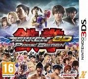 Carátula de Tekken 3D Prime Edition - 3DS
