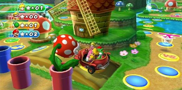 Mario Party 9: Mario Party 9: Primer contacto