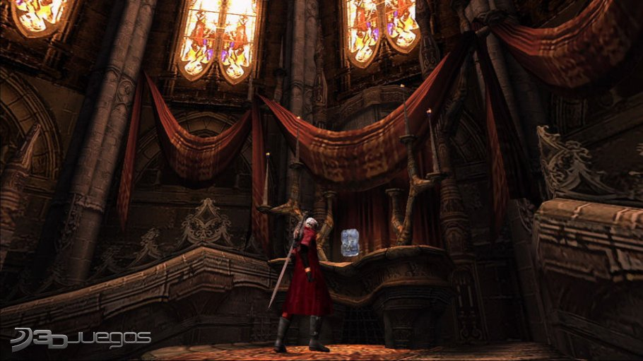 Devil May Cry HD Collection - An�lisis