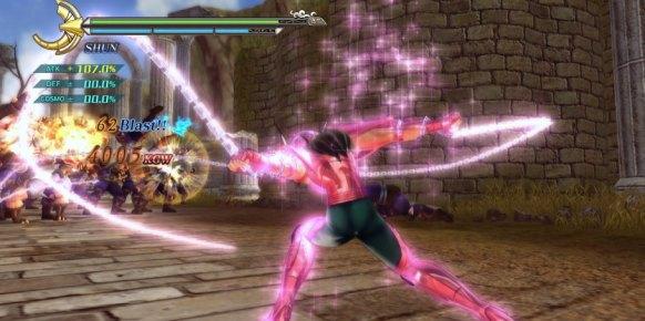 Saint Seiya Batalla por el Santuario PS3