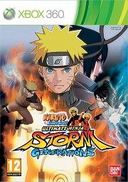 Naruto: Ninja Storm Generations Xbox 360