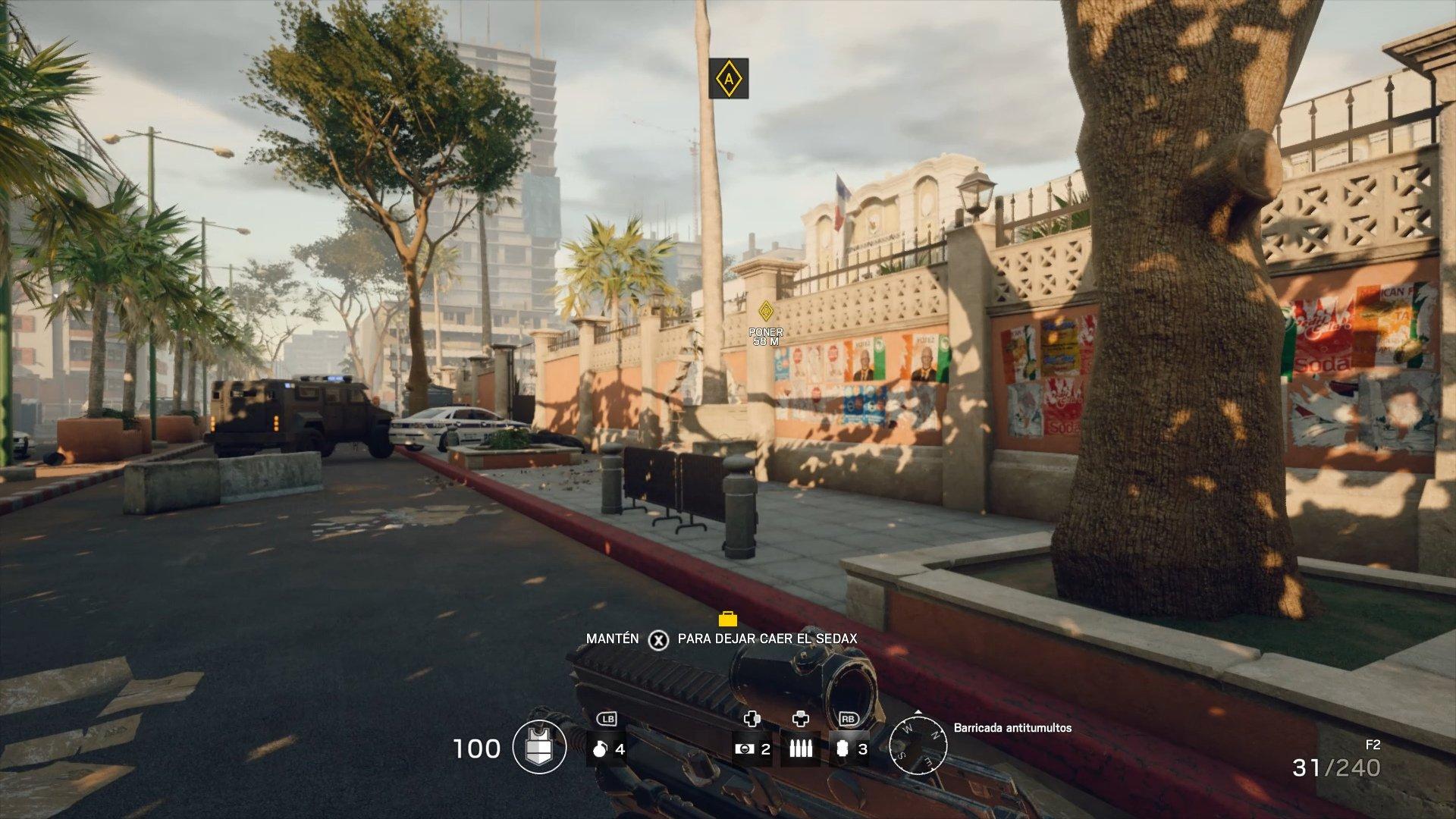 how to set server siege