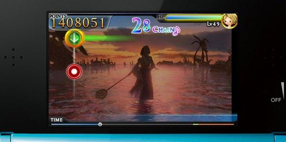 Theatrhythm Final Fantasy análisis