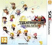 Carátula de Theatrhythm: Final Fantasy - 3DS