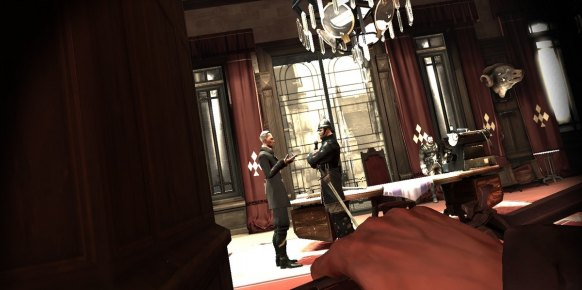 Dishonored: Dishonored: Primer contacto