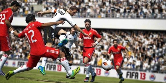 FIFA 13: FIFA 13: Impresiones Pre-E3