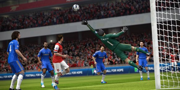 FIFA 13: FIFA 13: Impresiones jugables