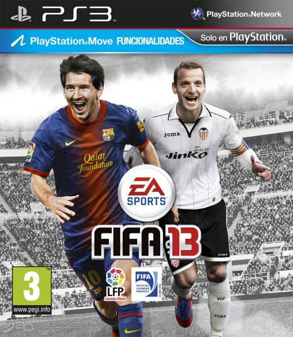 Car�tula de FIFA 13