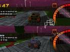 3D Pixel Racing - Pantalla