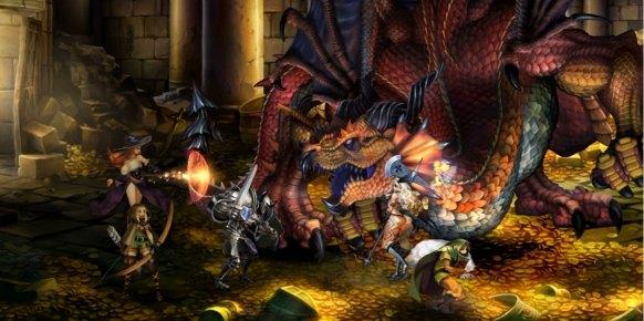 Dragon's Crown: Dragon's Crown: Primer contacto