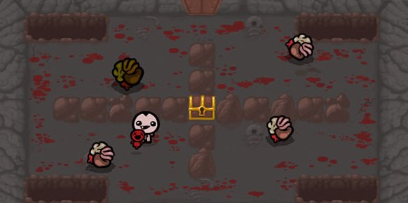 The Binding of Isaac an�lisis