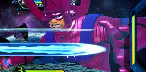 Ultimate Marvel vs. Capcom 3 Vita