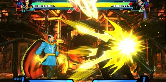 Ultimate Marvel vs. Capcom 3: Ultimate Marvel vs. Capcom 3: Impresiones jugables
