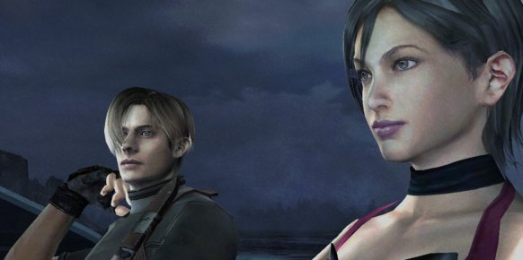 Resident Evil 4 HD an�lisis