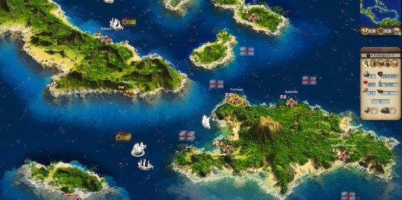 Port Royale 3: Port Royale 3: Primer contacto