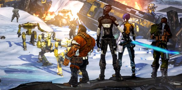 Borderlands 2 an�lisis