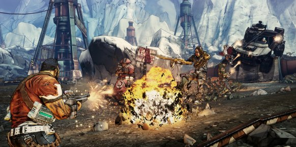 Borderlands 2: Borderlands 2: Entrevista Anthony Burch