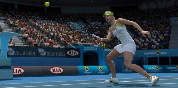 Grand Slam Tennis 2 análisis