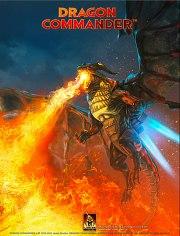 Carátula de Divinity: Dragon Commander - PC